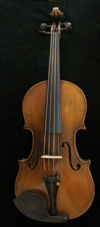 Hand crafted copy of the Hochstein Antonius Stradivarius violin :::::