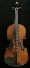 Hand crafted copy of the Hochstein Antonius Stradivarius violin :::::