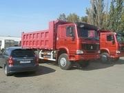 Продажа Самосвалов - Хово  Howo в Омске,   6х4 25 тонн  2300000 руб- в наличии