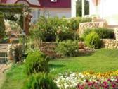 Ландшафтный дизайн,  зимний сад,  уход за садом,  автоматический полив.