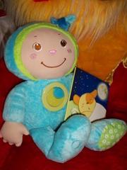 Мягкий друг - кукла Сладкие сны