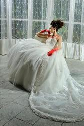 Новые свадебные платья. Ассортимент. размерный ряд